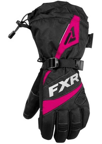 Bilde av FXR W Fusion Glove 19- Black/