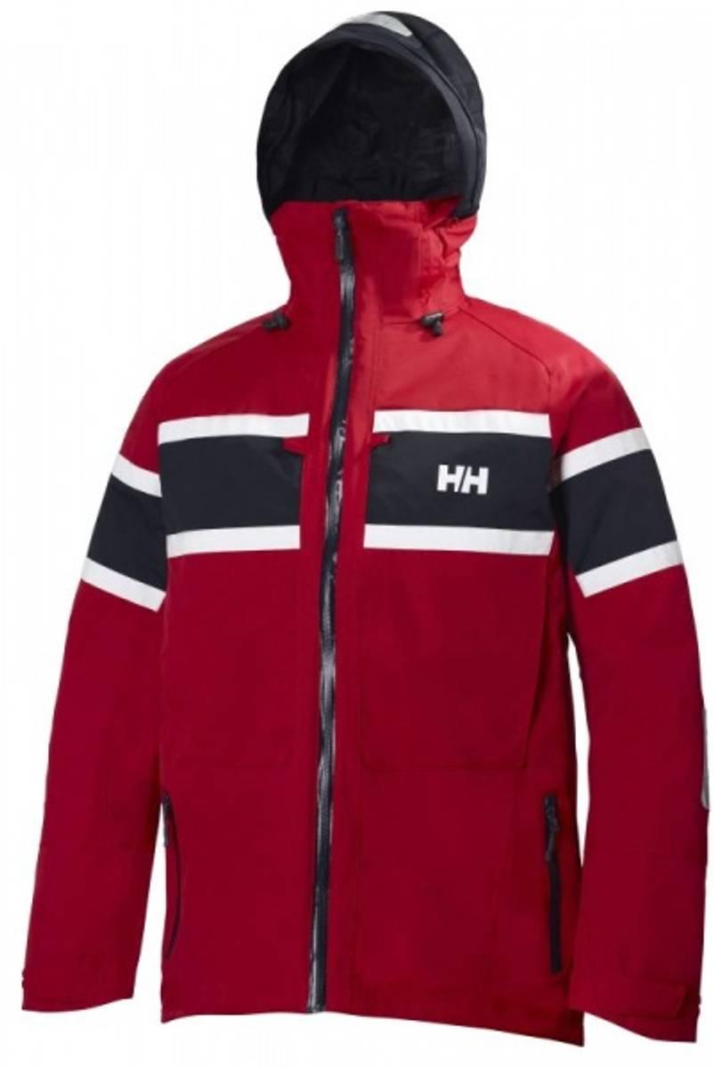 Helly Hansen Salt Jacket, rød