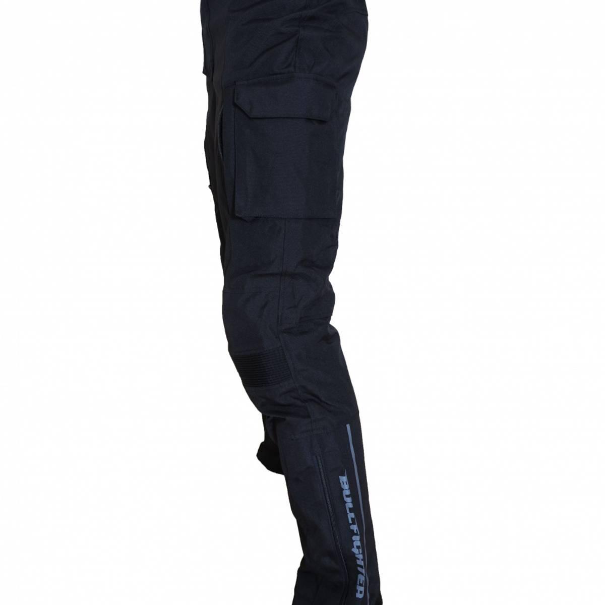Bullfighter Vulcan Evo bukse Regular, black
